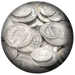 90 percent silver coins