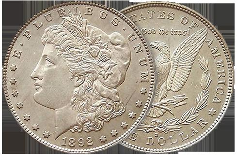 morgan sillver dollar